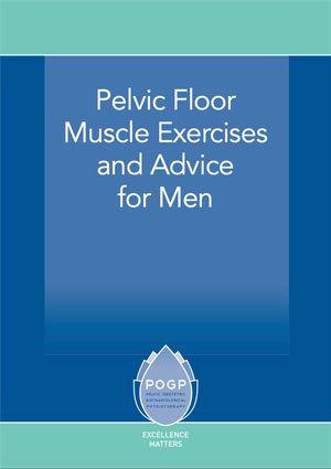 male pelvic floor advice