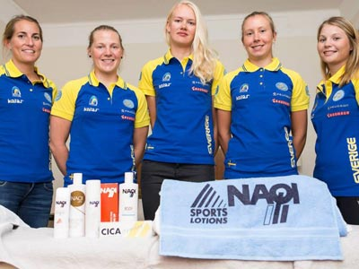 swedish cycling team